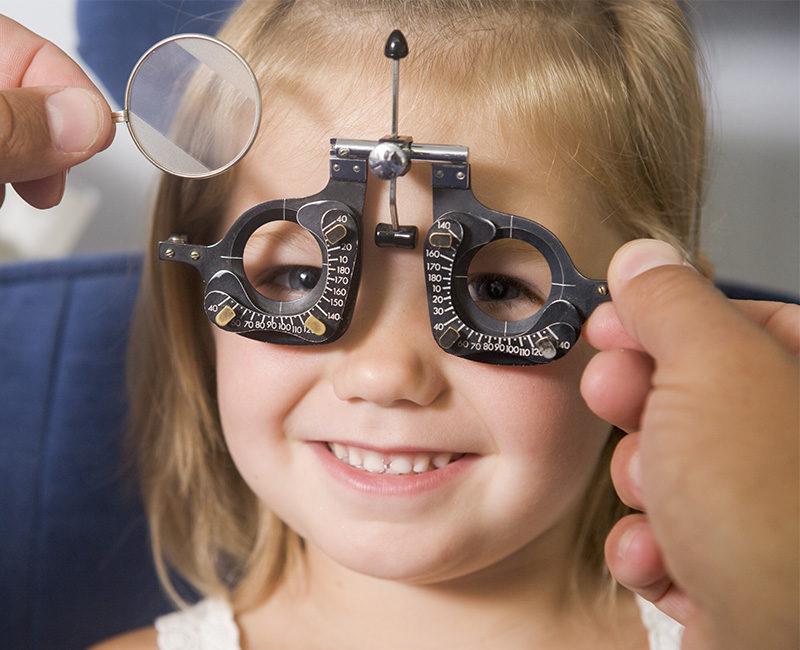 Pediatric Ophthalmology Treatment