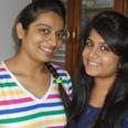 Devanshi & Richa Patel