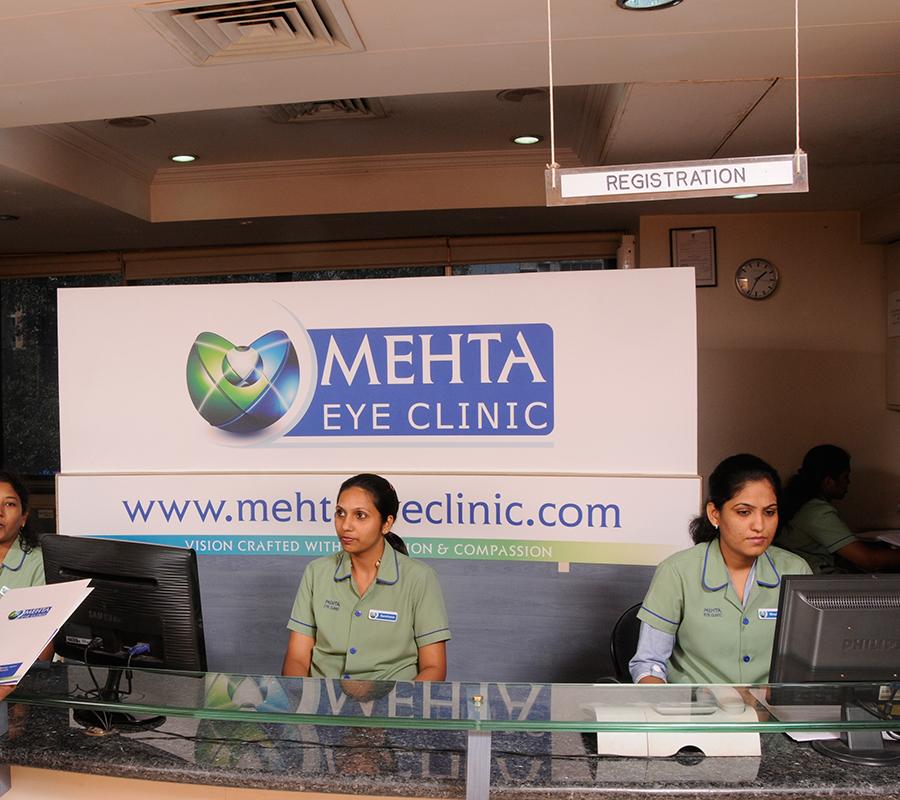 Eye Clinic in Ghatkopar