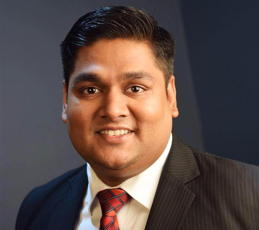 Dr. Akshay G. Nair
